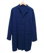 RINEN(リネン)の古着「縮しゅうウールチェスターコート」