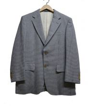 BURBERRY LONDON(バーバリーロンドン)の古着「シルク混テーラードジャケット」