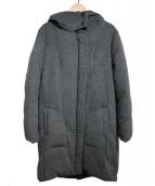 LE CIEL BLEU(ルシェルブルー)の古着「ダウンコート」 グレー