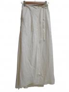 JANE SMITH(ジェーンスミス)の古着「ジャガードロングスカート」