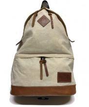 THENORTHFACE(ザ・ノースフェイス)の古着「Original Daypack」 ベージュ×ブラウン