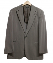 GIORGIO_ARMANI(ジョルジオ アルマーニ)の古着「テーラードジャケット」 グレー