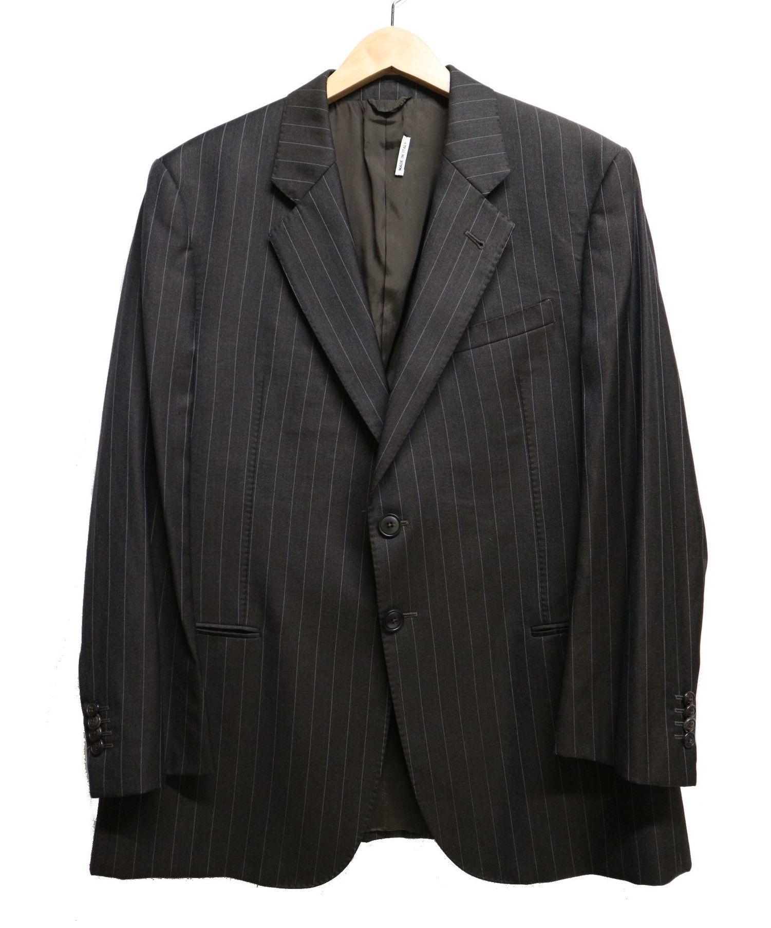 new product 6a5fd 7c182 [中古]GIORGIO ARMANI(ジョルジオアルマーニ)のメンズ スーツ・セットアップ 3Pセットアップスーツ