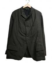 Paul Harnden(ポール ハーデン)の古着「スミクロウールジャケット」 ブラック