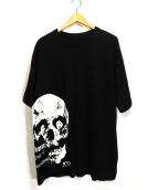 syte(サイト)の古着「スカルT」|ブラック