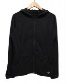 ARC'TERYX(アークテリックス)の古着「ジップアップフーデッドジャケット」