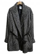 Jean Paul GAULTIER(ジャンポールゴルチエ)の古着「ベルテッドコート」