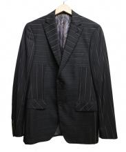 ETRO(エトロ)の古着「シルク混ウールセットアップスーツ」