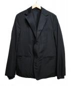 EMPORIO ARMANI(エンポリオアルマーニ)の古着「メッシュドッキングジャケット」