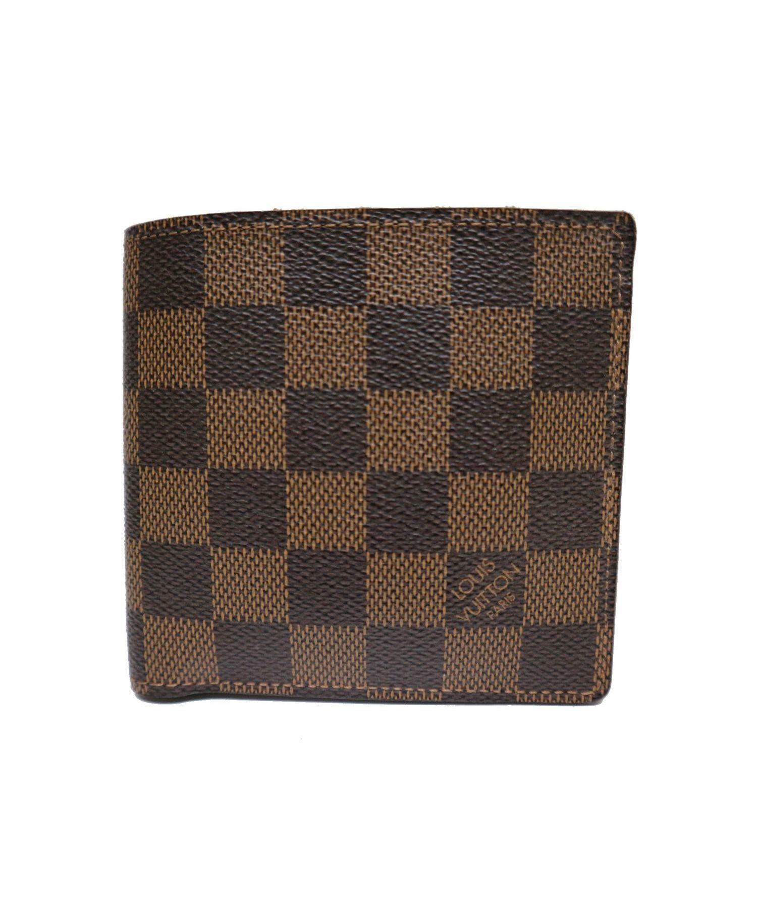 outlet store e1ce5 8e2d4 [中古]LOUIS VUITTON(ルイ・ヴィトン)のレディース 服飾小物 2つ折り財布