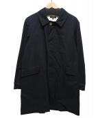 A VONTADE(ア ボンタージ)の古着「ステンカラーコート」|ブラック