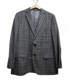 Brooks Brothers(ブルックス ブラザーズ)の古着「テーラードジャケット」 グレー