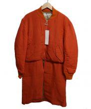 JOHN LAWRENCE SULLIVAN(ジョンローレンスサリバン)の古着「MA-1ロングコート」
