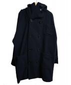 HACKNEY UNION(ハックニーユニオン)の古着「フィッシャーマンロングコート」