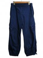GASA*(ガサ)の古着「藍染パンツ」