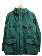 nanamica(ナナミカ)の古着「GORE-TEXクルーザージャケット」|グリーン