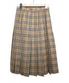 Burberrys(バーバリーズ)の古着「ノヴァチェックスカート」