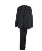 UNITED ARROWS(ユナイテッド アローズ)の古着「モヘアトロピカルウール2Bスーツ」|ブラック