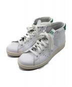 adidas(アディダス)の古着「ミッドカトスニーカー」|ホワイト