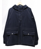 SON OF THE CHEESE(サノバチーズ)の古着「The Mountain Parka」|ネイビー
