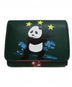 KEITA MARUYAMA(ケイタマルヤマ)の古着「PANDAミニ財布」