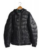 DIESEL(ディーゼル)の古着「シンサレート中綿ジャケット」 ブラック