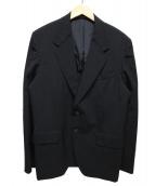 Y's(ワイズ)の古着「2Bウールジャケット」 ブラック
