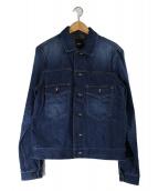 TODD SNYDER(トッドスナイダー)の古着「デニムジャケット」|インディゴ