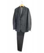 PLST(プラステ)の古着「セットアップスーツ」|グレー