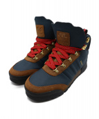 adidas(アディダス)の古着「Jake Boot 2.0 Blauvelt」 ネイビー