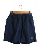 山と道(ヤマトミチ)の古着「5-Pocket Light Shorts」|ネイビー