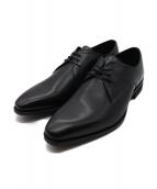 PIERONI(ピエローニ)の古着「ビジネスシューズ」 ブラック