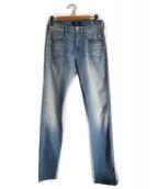 REPLAY(リプレイ)の古着「スキニーデニムパンツ」|インディゴ