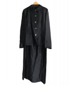 Max Mara(マックスマーラ)の古着「セットアップ」|ブラック