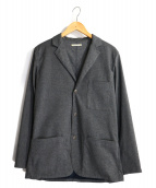 DEEPER'S WEAR(ディーパーズ ウェア)の古着「テーラードジャケット」|グレー