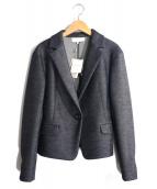 UNTITLED(アンタイトル)の古着「エフォートレスデニムジャケット」|ネイビー