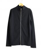 MM6(エムエムシックス)の古着「ジップトラックジャケット」|ブラック