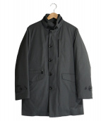 WILKES BASHFORD(ウィルクスパシュフォード)の古着「800フィルパワー2WAYダウンジャケット」|グレー