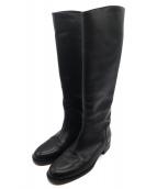 HIROFU(ヒロフ)の古着「ロングブーツ」|ブラック