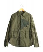 CORONA(コロナ)の古着「Hunter Hiker Shirt OD」|オリーブ