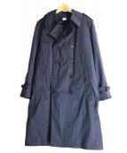 US NAVY(ユーエスネイビー)の古着「ライナー付トレンチコート」|ネイビー