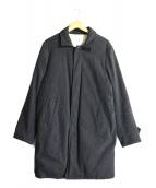 NANGA×LANTIKI(ナンガ×ランチキ)の古着「BAL COLLAR COAT」|グレー