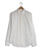 ()の古着「ツイストシャツ」 ホワイト