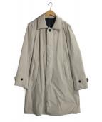 PLST(プラステ)の古着「ポケッタブルダウンコート」|アイボリー