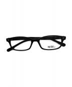 BJ CLASSIC COLLECTION(BJクラッシックコレクション)の古着「眼鏡」|ブラック
