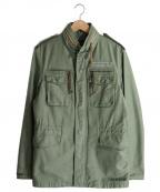 ROTT WEILER(ロットワイラ)の古着「M65ジャケット」|カーキ