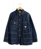 Joe McCOY(ジョーマッコイ)の古着「デニムカバーオール」|インディゴ