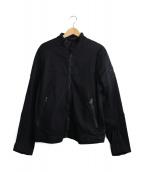 G-STAR RAW(ジースターロウ)の古着「Suzaki Denim Jacket」|ブラック