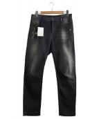 DIESEL(ディーゼル)の古着「ジョグジーンズ」|ブラック