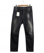 DIESEL(ディーゼル)の古着「ジョグジーンズ」 ブラック